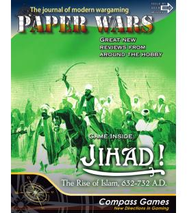 Paper Wars 91: Jihad The Rise of Islam, 632-732 A.D. (Inglés)
