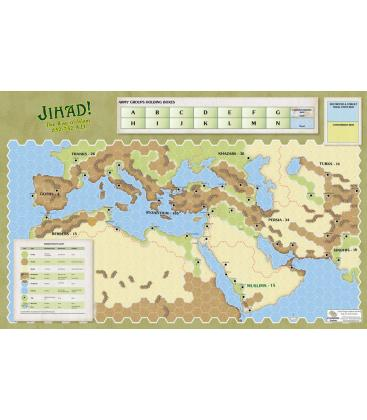 Paper Wars 91: Jihad The Rise of Islam, 632-732 A.D.