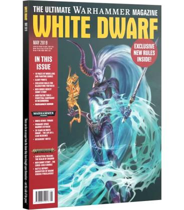 White Dwarf: May 2019