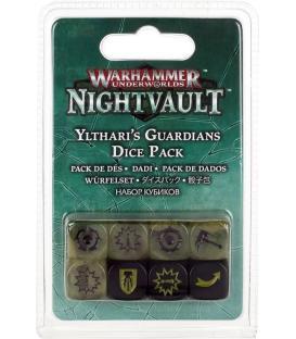Warhammer Underworlds Nightvault: Guardianes de Ylthari (Pack de Dados)