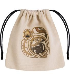 Bolsa Q-Workshop - Steampunk (Beige)