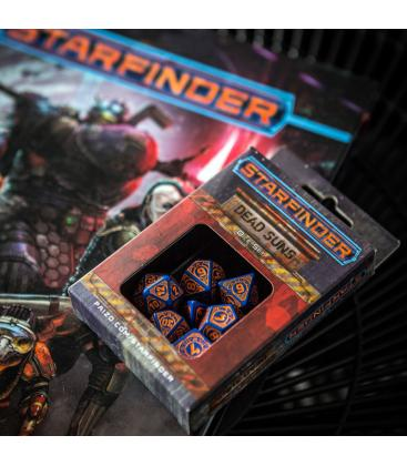 Q-Workshop: Starfinder - Dead Suns