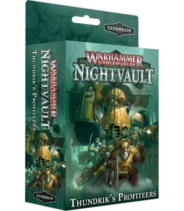 Warhammer Underworlds Nightvault: Estraperlistas de Thundrik