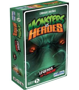 Monsters vs. Heroes: 2. Legends of Cthulhu
