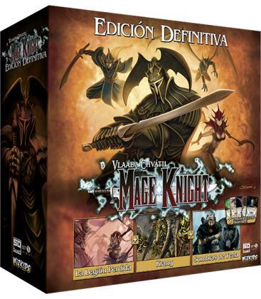 Mage Knight: Edición Definitiva