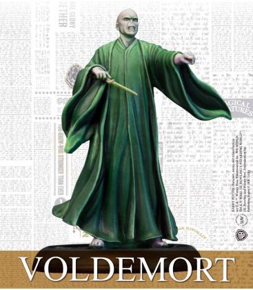Harry Potter: Voldemort y Nagini