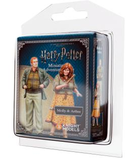 Harry Potter Miniatures: Molly y Arthur