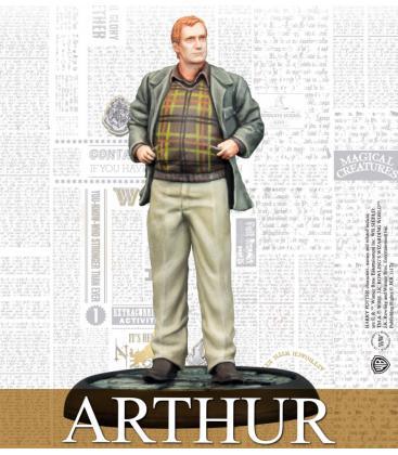 Harry Potter Miniatures: Molly y Arthur