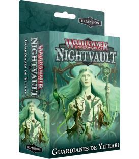 Warhammer Underworlds Nightvault: Guardianes de Ylthari