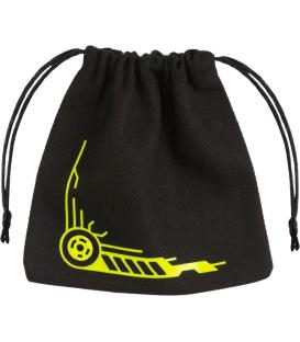 Bolsa Q-Workshop - Galactic (Black & Yellow)