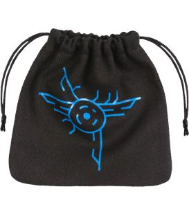 Bolsa Q-Workshop - Galactic (Black & Blue)