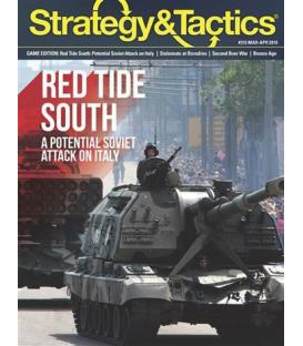 Strategy & Tactics 315: Red Tide South (Inglés)