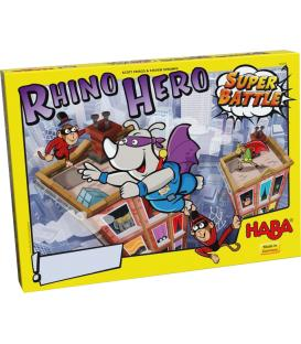 Rhino Hero: Super Battle (Català)
