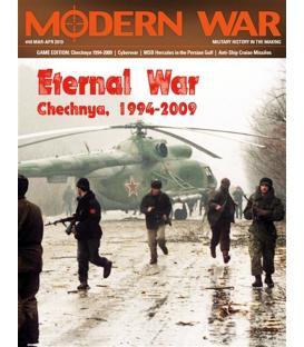 Modern War 40: Eternal War Chechnya, 1994-2009 (Inglés)