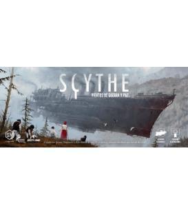 Scythe: Vientos de Guerra y Paz (+ Promos) (Desprecintado sin estrenar)