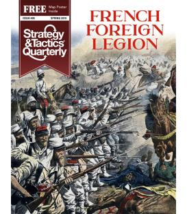 Strategy & Tactics Quarterly 5: French Foreign Legion (Inglés)