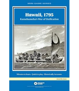 Hawaii, 1795: Kamehameha's War of Unification (Inglés)