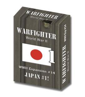 Warfighter: WWII Japan 1 (Expansion 14)