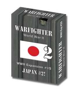 Warfighter: WWII Japan 2 (Expansion 15)