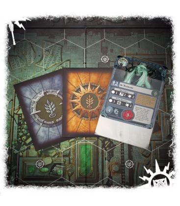 Warhammer Underworlds Nightvault: Guardianes de Ylthari (Fundas)