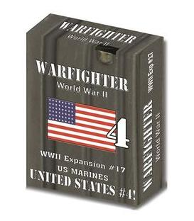 Warfighter: WWII US Marines - United States 4 (Expansion 17)