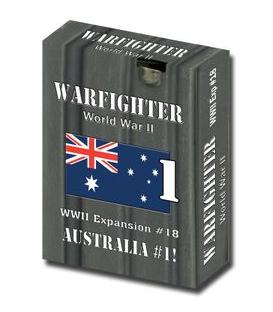 Warfighter: WWII Australia 1 (Expansion 18)