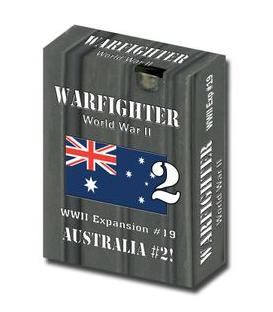 Warfighter: WWII Australia 2 (Expansion 19)