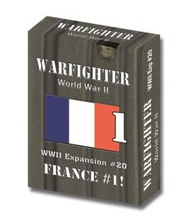 Warfighter: WWII France 1 (Expansion 20)