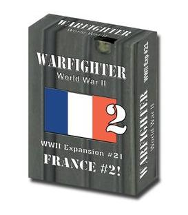 Warfighter: WWII France 2 (Expansion 21)
