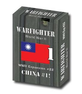 Warfighter: WWII China 1 (Expansion 22)