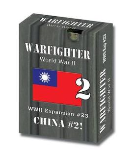 Warfighter: WWII China 2 (Expansion 23)
