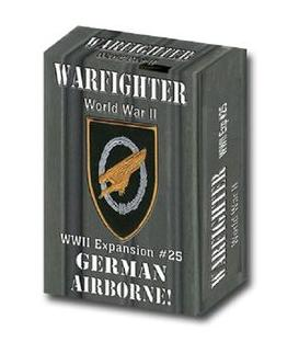 Warfighter: German Airborne (Expansion 25)