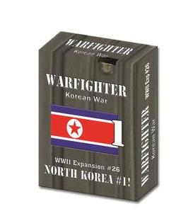 Warfighter: North Korea 1 (Expansion 26)