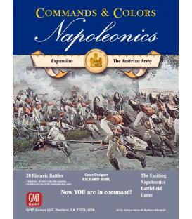 Commands & Colors: Napoleonics Exp. 3 - The Austrian Army (3rd Printing) (Inglés)