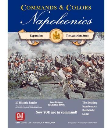Commands & Colors: Napoleonics Exp. 3 - The Austrian Army
