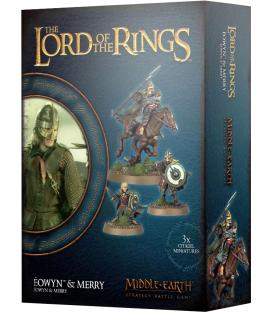 Middle-Earth Strategy Battle Game: Eowyn & Merry