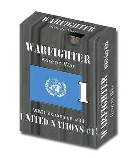 Warfighter: United Nations 1 (Expansion 31)