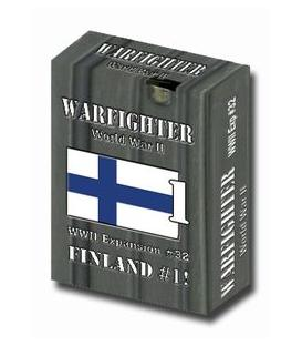Warfighter: Finland 1 (Expansion 32)