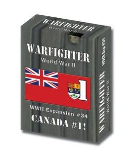 Warfighter: Canada 1 (Expansion 34)