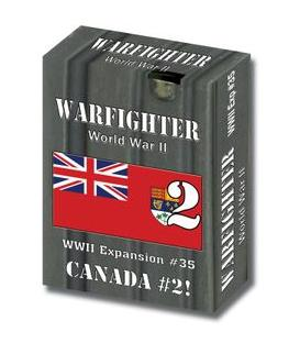 Warfighter: Canada 2 (Expansion 35)