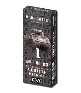 Warfighter: Vehicle Pack 1 (Expansion 36)
