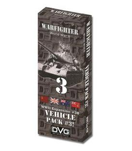 Warfighter: Vehicle Pack 3 (Expansion 38)