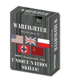 Warfighter: Unique Nation Skills (Expansion 41)