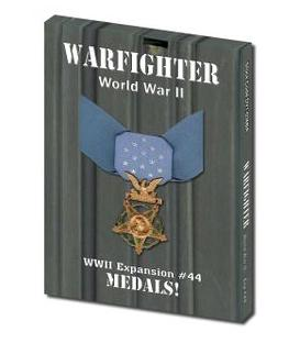 Warfighter: Medals (Expansion 44)