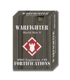 Warfighter: Fortifications (Expansion 45)