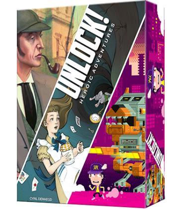 Unlock 5 - Heroic Adventures