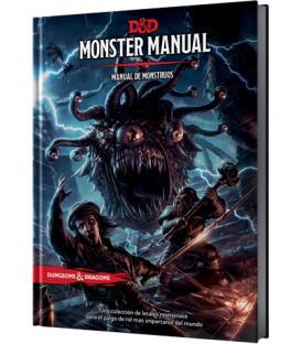 Dungeons & Dragons: Manual de Monstruos (Pequeño Golpe en la Esquina)