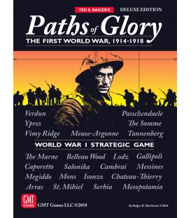 Paths of Glory: The First World War, 1914-1918 - Deluxe Edition (Inglés)
