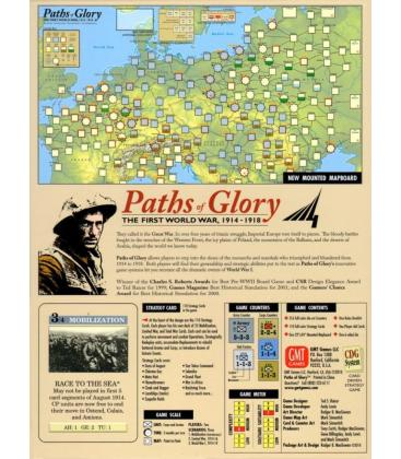 Paths of Glory: The First World War, 1914-1918 - Deluxe Edition