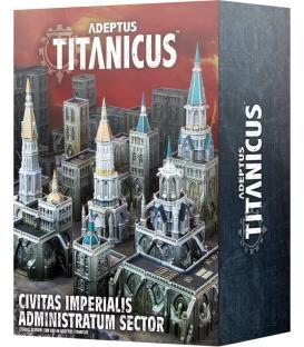 Adeptus Titanicus: Civitas Imperialis Administratum Sector (Inglés)